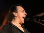Ken Hensley & Life Fire<br>Plays Uriah Heep and more<br>Altes Sudhaus, Gasthaus Zum Bräu, Garching - Wald/Alz<br>18.10.2013
