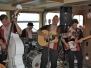 Rock'n Roll Schiff<br>The Dibbs, Lazy Lovers, Tom & The Rat Cats<br>MS Edeltraud, Hafen Prien / Stock<br>21.06.2014