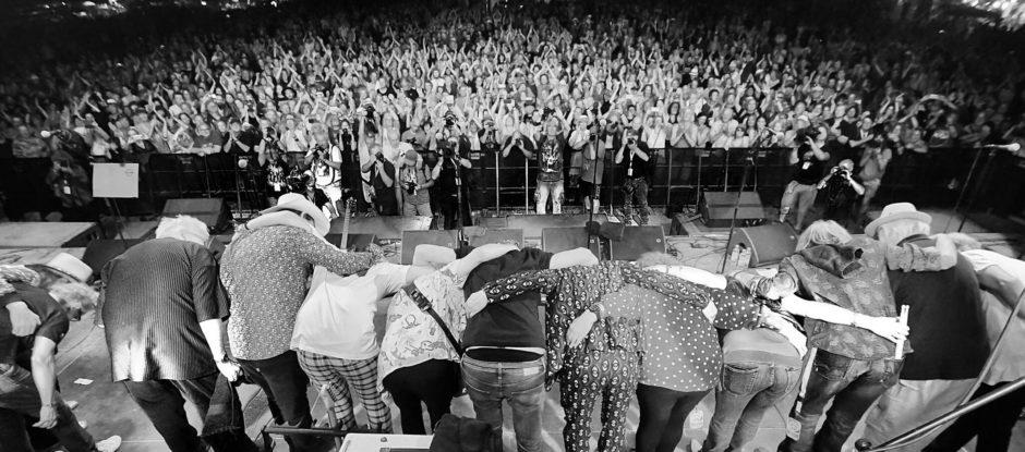 "THE HAMBURG BLUES BAND & FRIENDS<br>""FRIENDS FOR A LIVETIME VOL. II"" TOUR <br>SAMSTAG 04. JANUAR 2020"